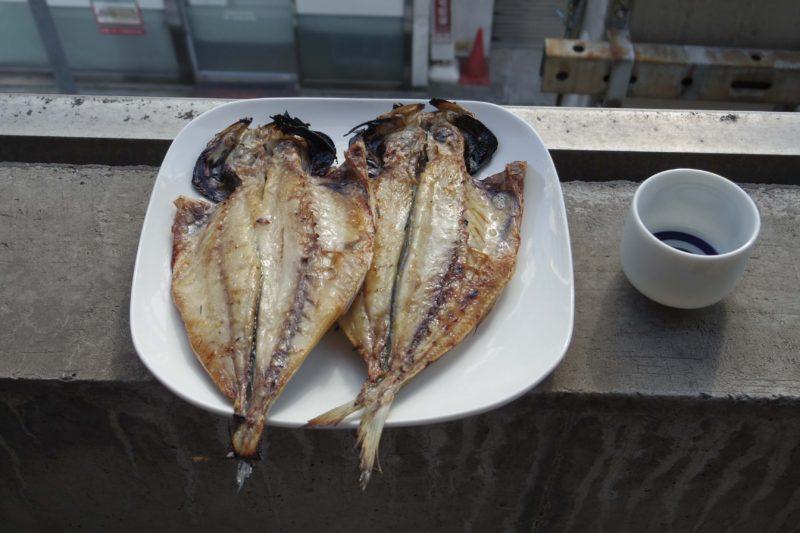 【9/14(水)イベント】干物と日本酒を楽しむ