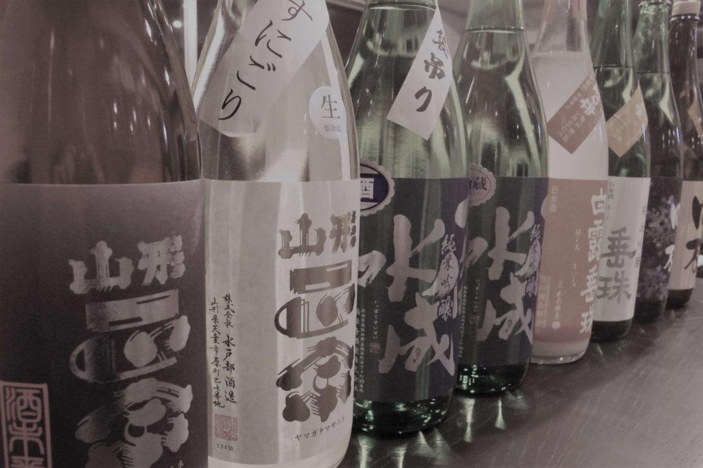 日本酒は太るのか