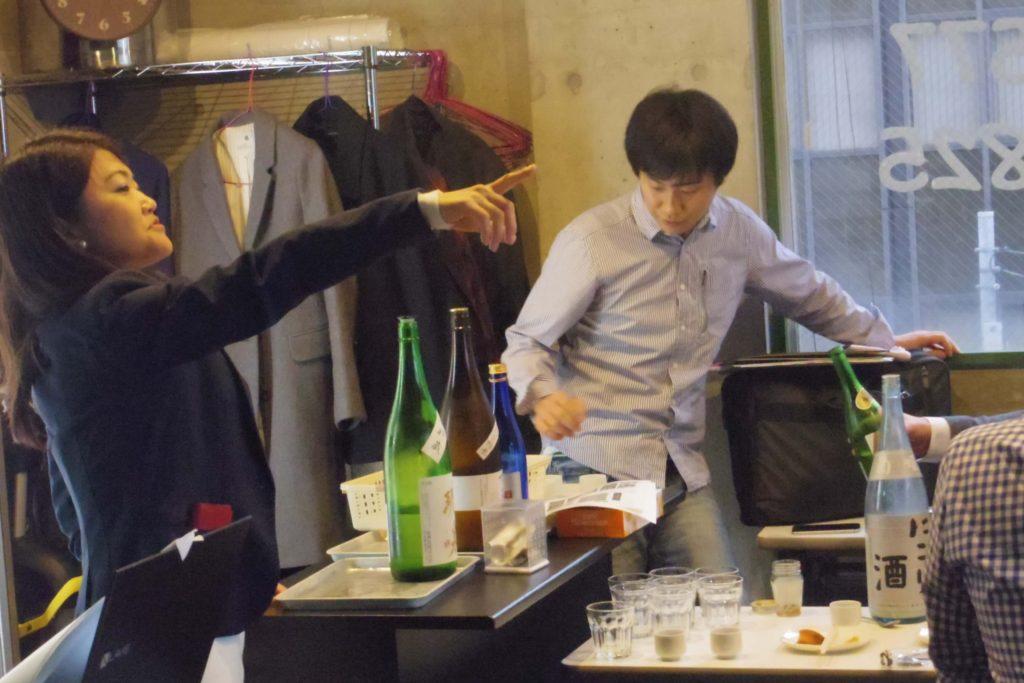 第2回【学ぶ×日本酒】セミナー「酒と男女と税金と」開催いたしました!