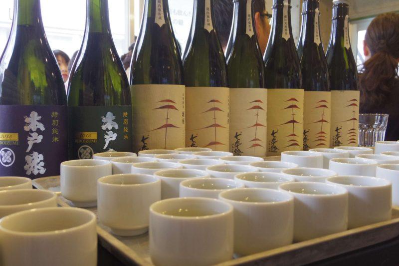 開催報告【学ぶ×日本酒セミナー】熟成酒を学ぶ!